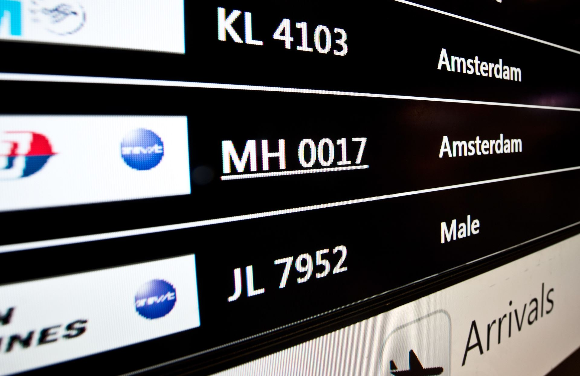 Malaysia Airlines MAS17