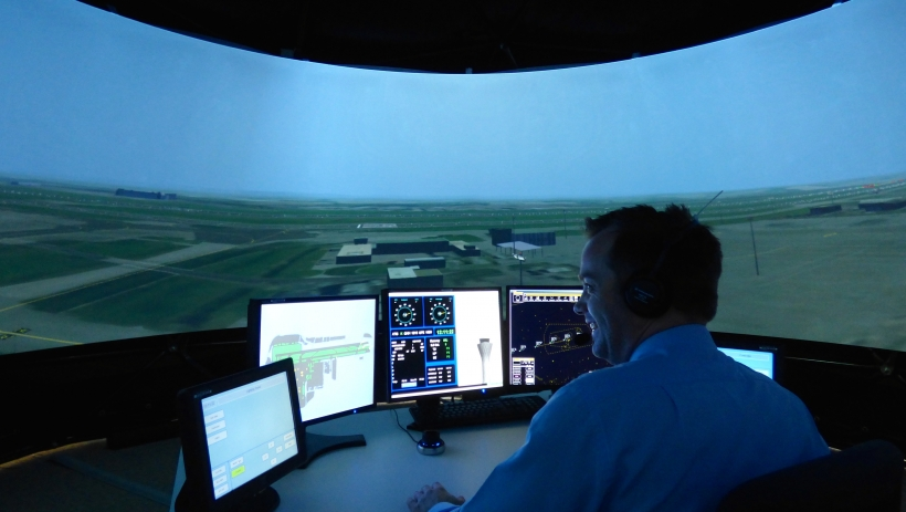 ATC Tower simulator Nats