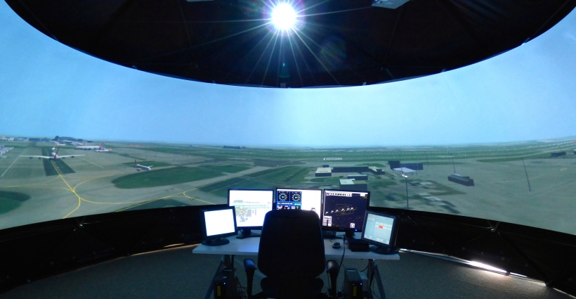 ATC Tower Simulator