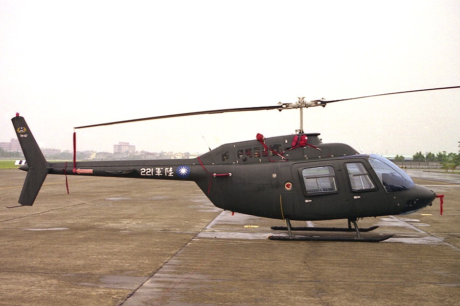 Bell 206/TH-67A