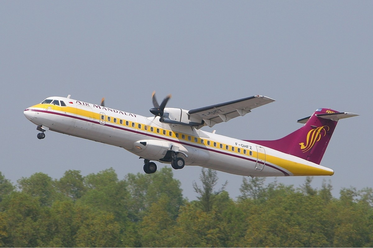 Air Mandalay ATR 72-200