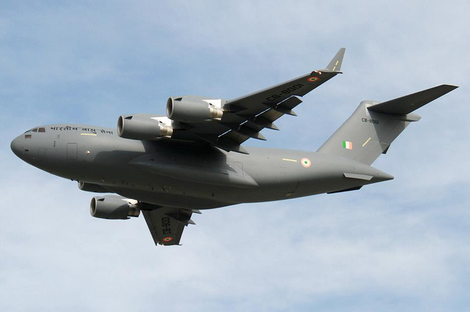 Boeing С-17 Globemaster Indian Air Force