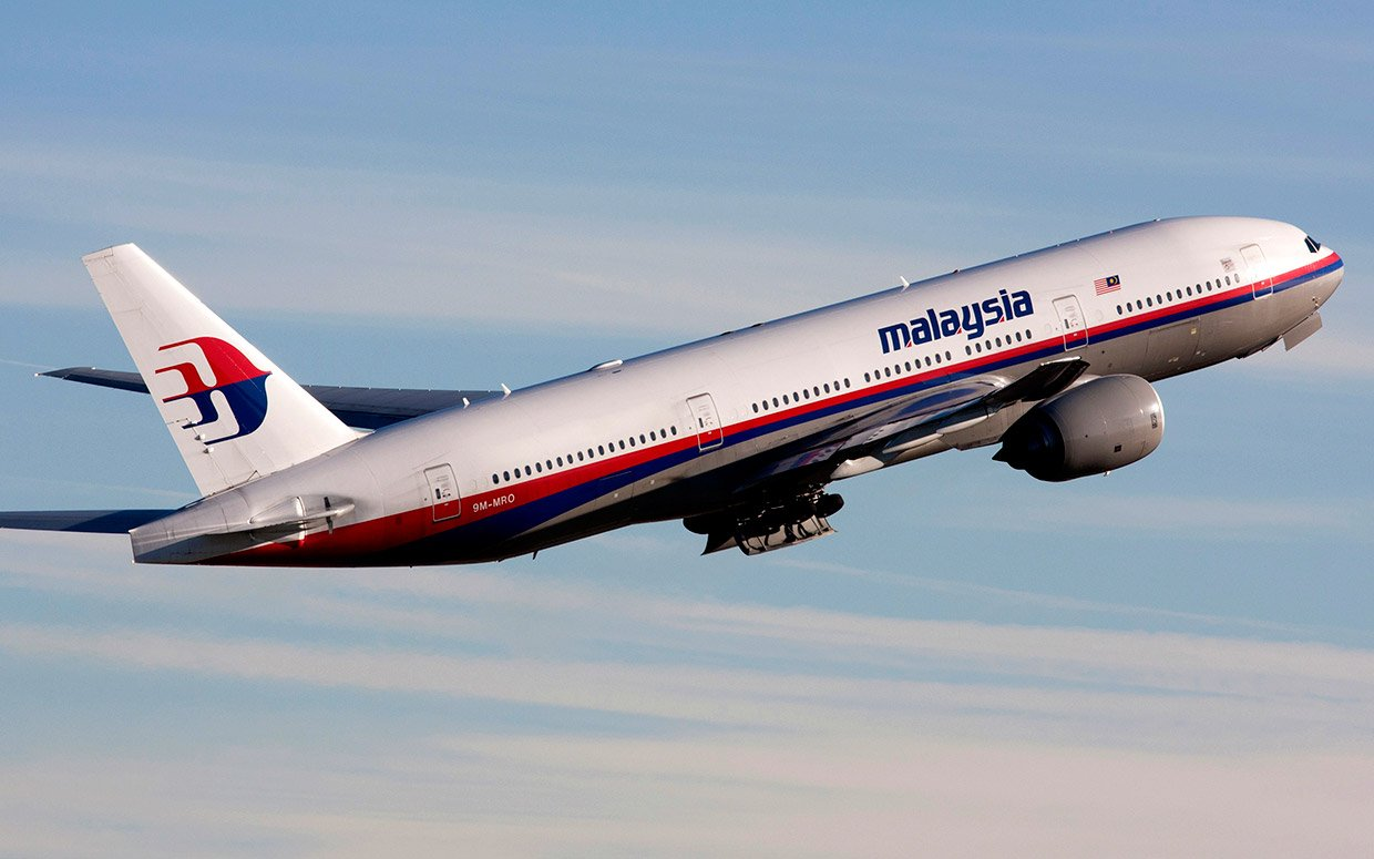 MH17 Boeing 777