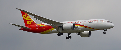 Hainan Airlines Boeing 787-800