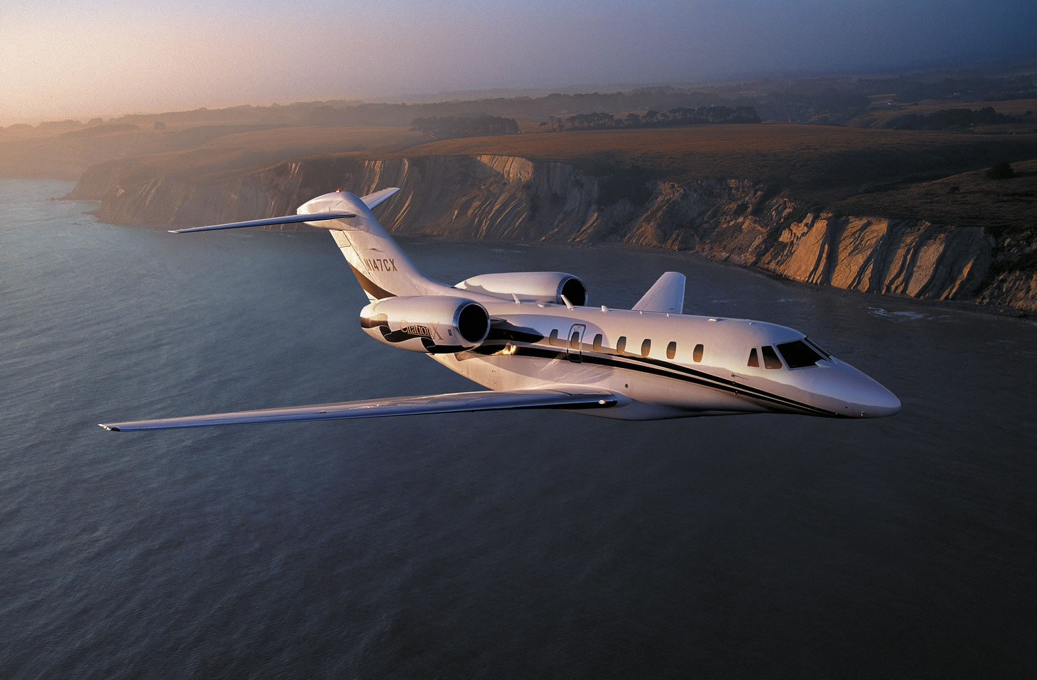 Сessna 750 Citation X