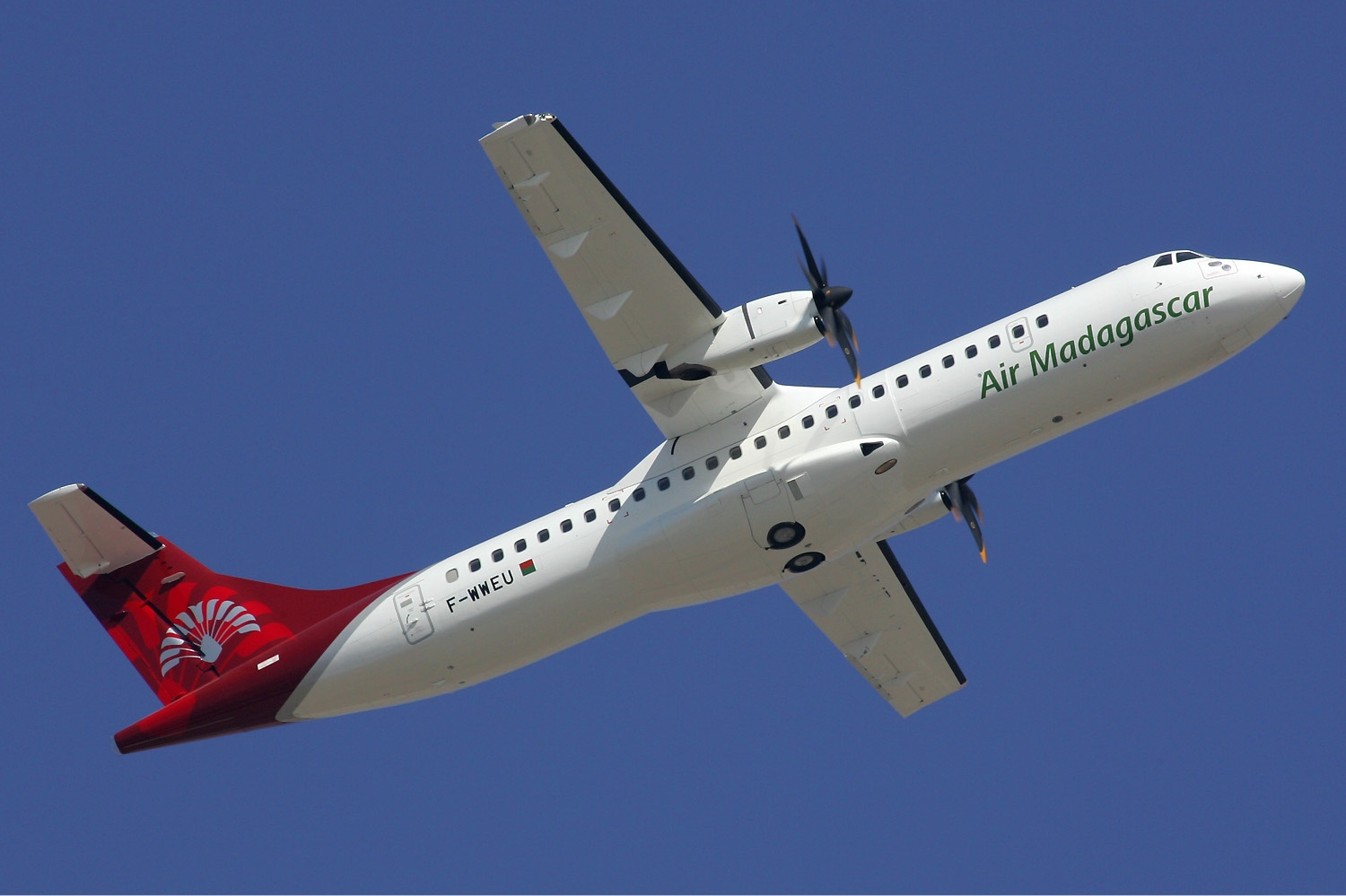Air Madagascar ATR 72