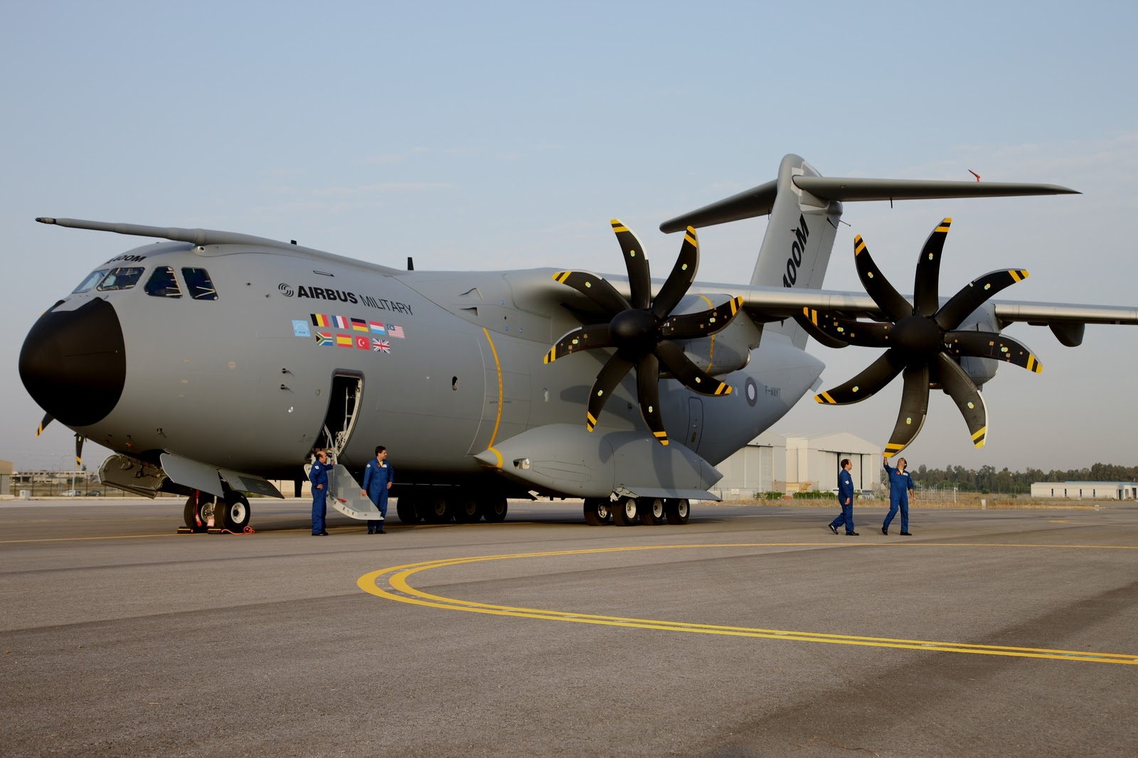 Military Airbus A400M
